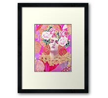 These Dreams of Love Framed Print