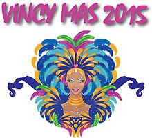 Vincy Mas 2015 by Richais