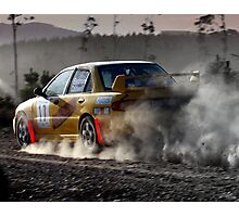 Car 17 - Eastman Caldwell Photographic Print