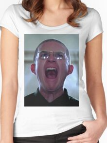 War Face - Full Metal Jacket Women's Fitted Scoop T-Shirt