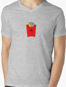 Stephen Fry Mens V-Neck T-Shirt