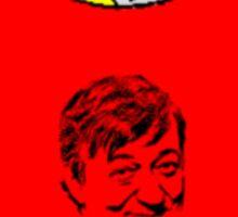 Stephen Fry Sticker