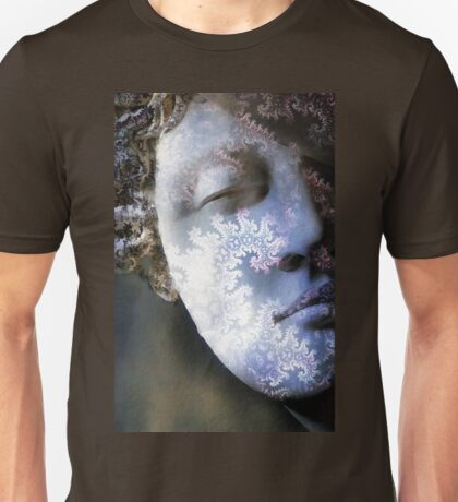 Fractal Dreaming (All proceeds from this work will go for Lyme Disease Research.) Unisex T-Shirt
