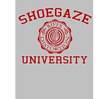 Shoegaze University Photographic Print