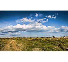 Sicilian landscape Photographic Print