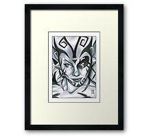 Talon Framed Print