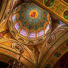 Church Interior by John Roshka