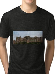 Bamburgh Castle Tri-blend T-Shirt