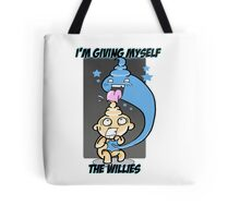 The chilling feeling Tote Bag