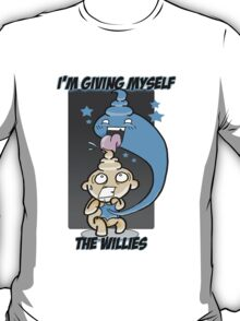 The chilling feeling T-Shirt