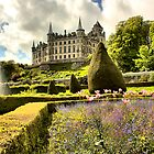 Dunrobin Gardens by Rob Outram