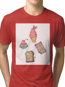Sweet Treat Cuties Tri-blend T-Shirt