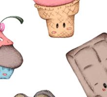 Sweet Treat Cuties Sticker