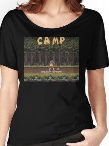 Camp: Bonfire Women's Relaxed Fit T-Shirt