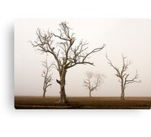 Dead Giants Canvas Print