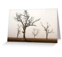 Dead Giants Greeting Card
