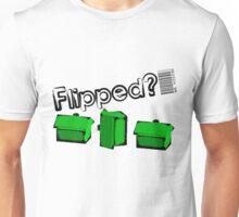 Flipped? Unisex T-Shirt