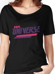 Steven Universe - Mr. Universe (Darker) Women's Relaxed Fit T-Shirt