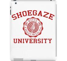 Shoegaze University iPad Case/Skin