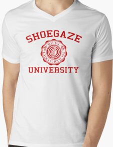 Shoegaze University Mens V-Neck T-Shirt