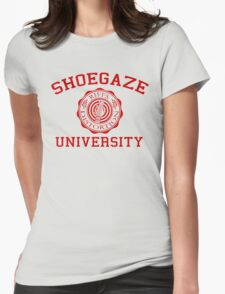 Shoegaze University Womens Fitted T-Shirt
