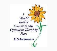 ALS Awareness Sunflowers  Unisex T-Shirt