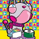 Robo Sushi by Phil Corbett