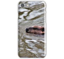The Great Canadian Beaver iPhone Case/Skin