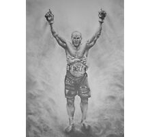 Randy Couture Photographic Print