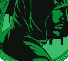 Arrow : You have failed this city Sticker