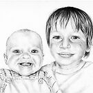 A4 pips kids by Rob Mitchell