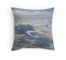 Cloud Symphony Throw Pillow