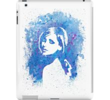 SMG Watercolor Portrait iPad Case/Skin