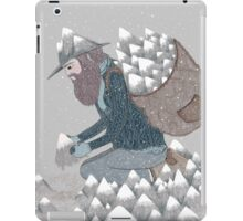 Mountain Man iPad Case/Skin