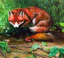 foxy by Rob Mitchell