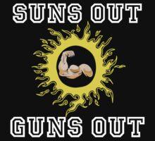 Sun's Out Guns Out Kids Clothes