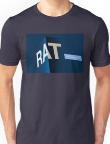 """never corner a rat..."" Dark T-Shirt"