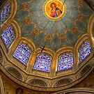 Church Interior 4 by John Roshka