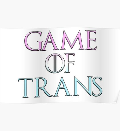 Game of Trans Poster