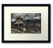 No: 63395 Steam Train Framed Print