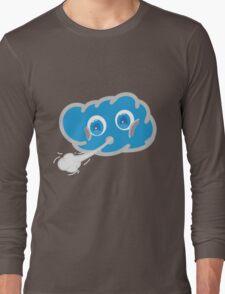 Cloudy Long Sleeve T-Shirt