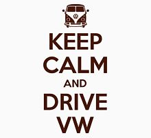 Keep Calm And Drive VW T-Shirt