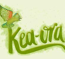 Kea-Ora by deepfriedkiwi