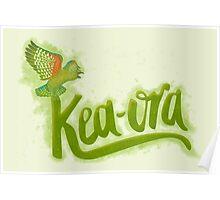 Kea-Ora Poster