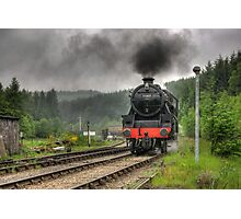 No.45407 'The Lancashire Fusilier' Photographic Print