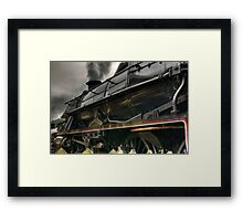 The Lancashire Fusilier Framed Print