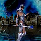 City Warriors by LoneAngel