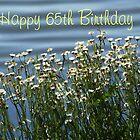 Happy 65th Birthday by Peri