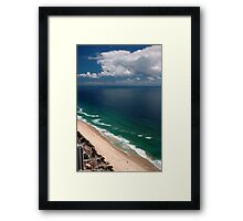 Q1 View © Surfers Paradise Framed Print