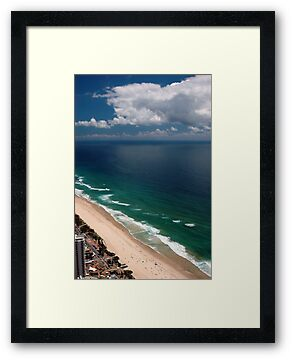 Q1 View © Surfers Paradise by Vicki Ferrari